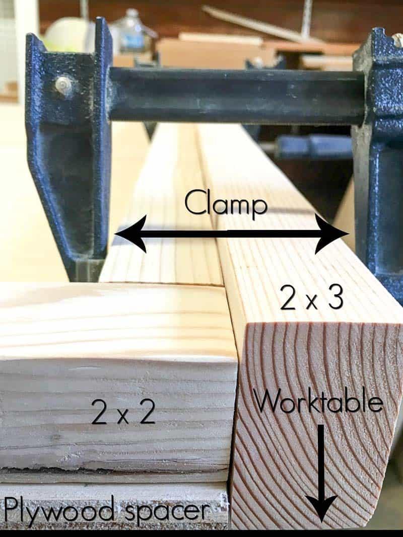 upholstered headboard frame on plywood backing