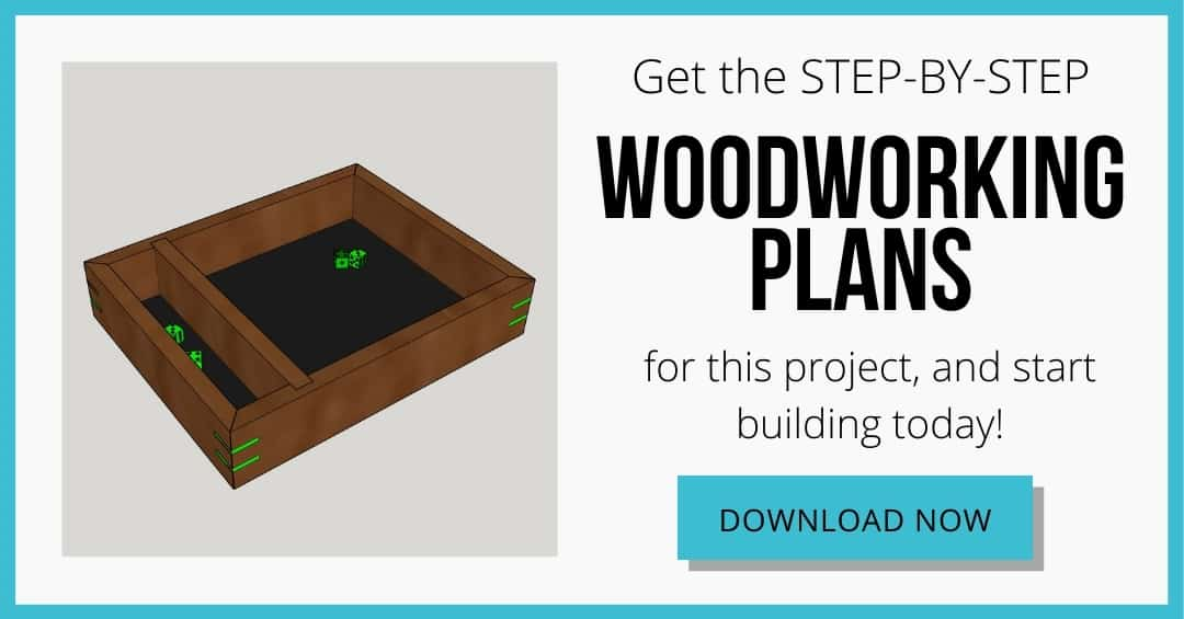 download the woodworking plans for this DIY dice tray