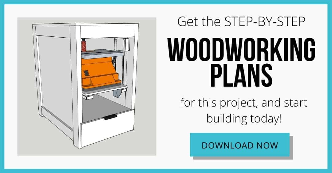 download box for tool stand plans