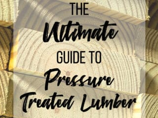 the ultimate guide to pressure treated lumber