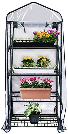 small vertical greenhouse