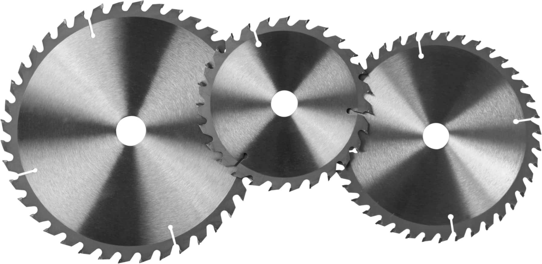 different miter saw blade sizes